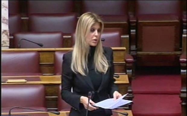Έλενα Ράπτη: «Να διορθωθεί άμεσα το εγχειρίδιο του υπουργείου Παιδείας που κάνει εκ παραδρομής αναφορά σε Τούρκους μουσουλμάνους της Θράκης»