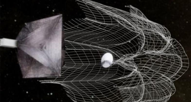 «Σκουπιδιάρης» και στο διάστημα!