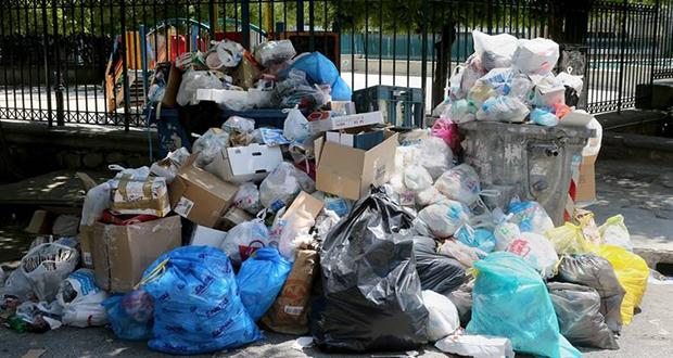 Δήμος Περάματος: Ανακοίνωση-Ενημέρωση σχετικά με την αποκομιδή των απορριμμάτων