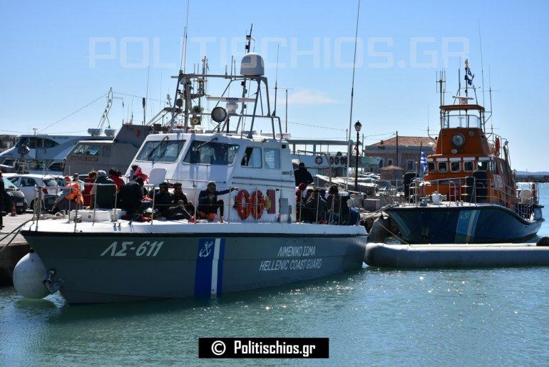 Σκάφος της Τουρκικής Ακτοφυλακής προσπάθησε να εμβολίσει ελληνικό σκάφος στη Χίο
