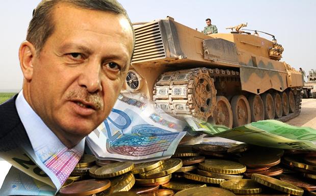 Αντί Ελλάδα να λεγόμαστε «Γκιαουριστάν»! Προκειμένου να μη χάσουν τις τουρκικές παραγγελίες, θα ζητήσουν να αλλάξουμε το όνομά μας!