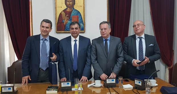 Η Οικονομική Διπλωματία και η Επιχειρηματικότητα στην Ανατ. Μεσόγειο στο επίκεντρο ενδιαφέροντος του Ε.Β.Ε.Π.