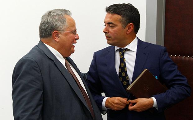 Μπλόκο στην ένταξη στο ΝΑΤΟ και στην ΕΕ των Σκοπίων αν δεν λυθεί το όνομα