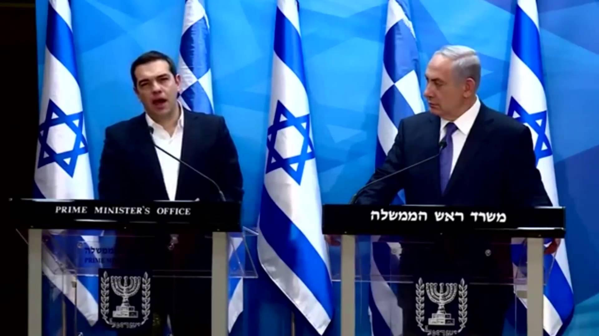 Επικοινωνία του Πρωθυπουργού με τον Πρωθυπουργό του Ισραήλ