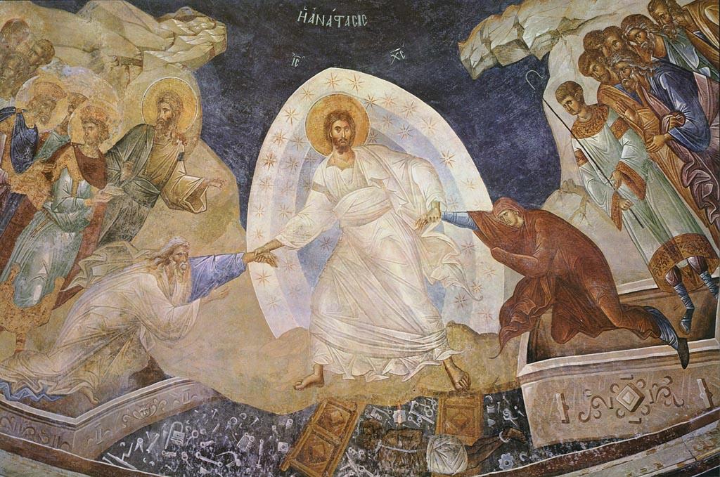 Υμνοι από την Ανάσταση του Μ.Σαββάτου το βράδυ