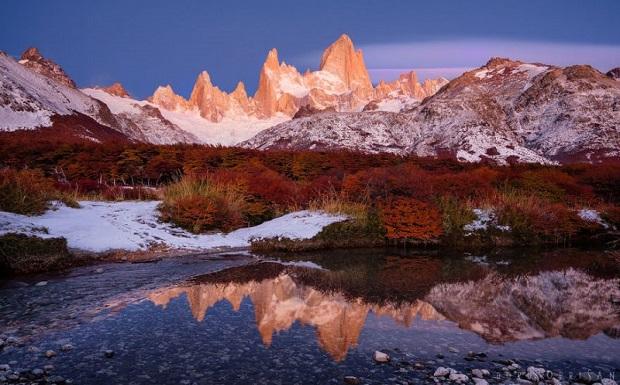 Παταγονία: Το τελευταίο σημείο της γης είναι γεμάτο χρώματα