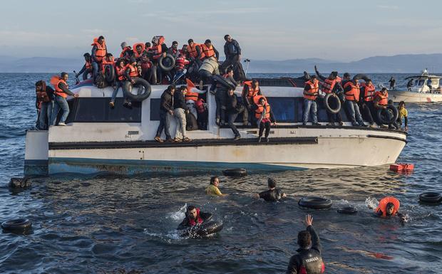 Ο Ερντογάν πίσω από τις αυξημένες ροές προσφύγων προς τα νησιά μας