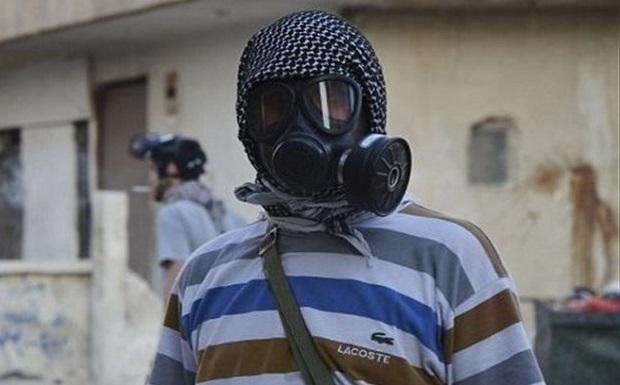 Πάλι τα χημικά όπλα ως άλλοθι για εξωτερική επέμβαση