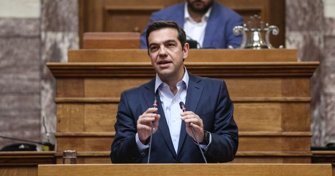 """Τσίπρας: Η απόδοση Δικαιοσύνης το πρώτο αποφασιστικό βήμα – """"Ναι"""" στη ψήφο Ελλήνων του εξωτερικού (βίντεο)"""