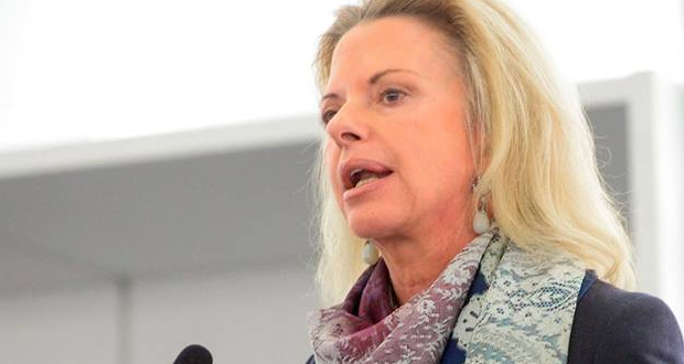 Ε. Βόζενμπεργκ: Κατεπείγουσα ερώτηση στην Κομισιόν για τις δηλώσεις Ερντογάν