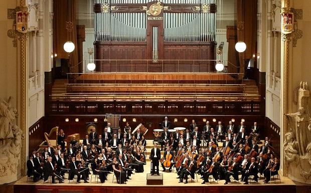 Η Συμφωνική Ορχήστρα της Πράγας στο Μέγαρο Μουσικής Αθηνών και Θεσσαλονίκης