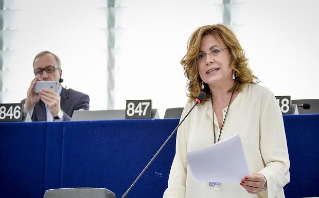 Μαρία Σπυράκη: Καταψήφισα την έκθεσηπου ζητά τη διακοπή των ενταξιακών διαπραγματεύσεων της Τουρκίας με την Ε.Ε. παρά το γεγονός ότι συμφωνώ απολύτως
