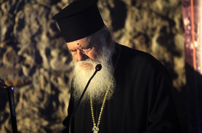 Μήνυμα Αρχιεπισκόπου Ιερώνυμου: «Εγώ, θα μιλήσω τελευταίος» (βίντεο)