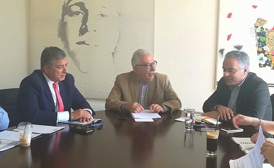 Γ. Πατούλης: Η ΚΕΔΕ εμμένει στη θέση της κατά της διετούς προσχολικής εκπαίδευσης στα νηπιαγωγεία.