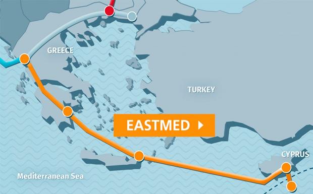 Η Δ' Τριμερής Ελλάδος, Κύπρου, Ισραήλ και ο αγωγός φυσικού αερίου East Med