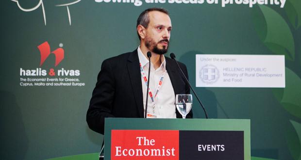 Αναγκαίος ο ψηφιακός μετασχηματισμός της Αγροτικής Επιχειρηματικότητας