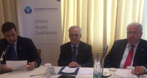 Γ. Δραγασάκης: Η χώρα είχε εγκαταλείψει κάθε προσπάθεια διαμόρφωσης αναπτυξιακής στρατηγικής και βιομηχανικής πολιτικής
