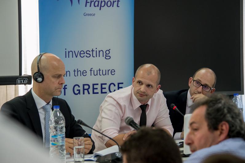 Fraport: Αεροδρόμιο διεθνών προδιαγραφών στην Κεφαλονιά -Η επένδυση θα ξεπεράσει τα 27 εκατομμύρια