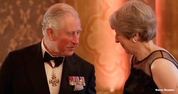 Τον Πρίγκιπα της Ουαλίας Κάρολο συναντά το απόγευμα ο Αλ. Τσίπρας