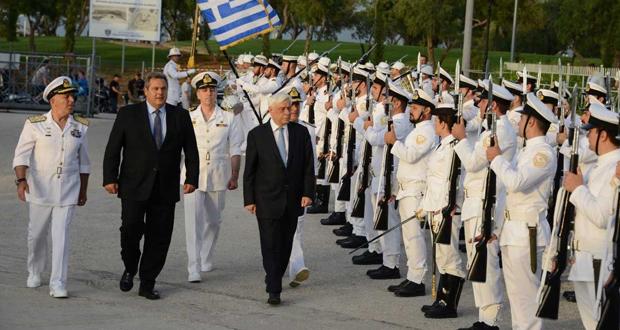 Kαμμένος: Το κίνημα του ναυτικού, σημεία αναφοράς, που μας επιτρέπει να έχουμε έναν ιστό κοινωνικής και εθνικής συνοχής