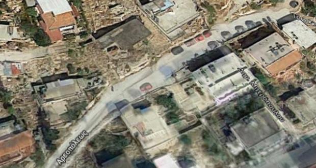 Κατασκευή της οδού Αρεοπόλεως στο Άνω Πέραμα με χρηματοδότηση της Περιφέρειας Αττικής