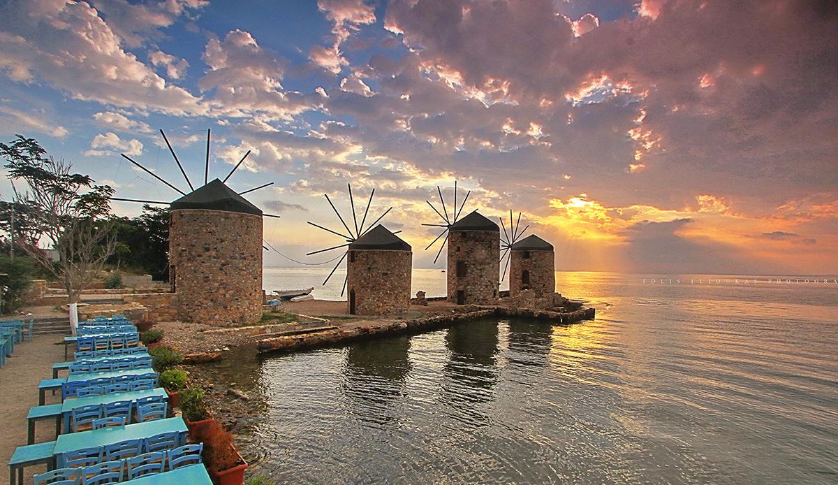 Χίος: Ο θησαυρός του Αιγαίου σε προκαλεί να τον ανακαλύψεις