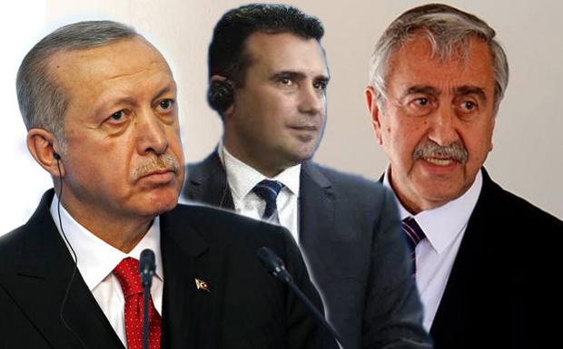 Το μέτωπο του «ραγιαδισμού»: Σέρβις στον Ζάεφ, εξωραϊσμός του Ερντογάν, εξιδανίκευση του Ακιντζί…