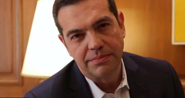 Αλέξης Τσίπρας: Η Ελλάδα επιστρέφει «ήταν δίκαιο και έγινε πράξη» (βίντεο)