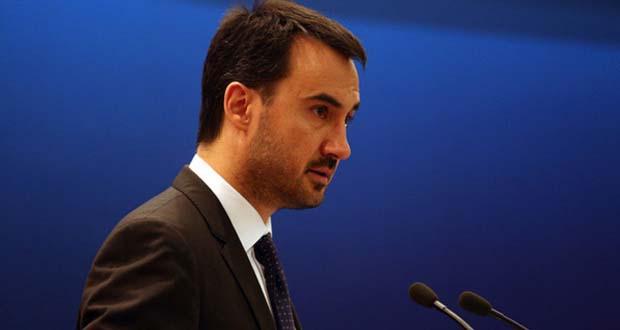 Economist– Χαρίτσης: Η Ελλάδα βρίσκεται σήμερα σε μια δημιουργική και ελπιδοφόρα θέση και αυτό οφείλεται στην κυβέρνηση του ΣΥΡΙΖΑ