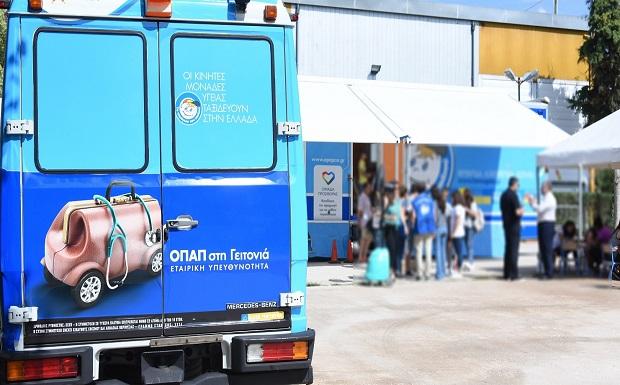 «ΟΠΑΠ στη Γειτονιά»: Νέος πυλώνας Εταιρικής Υπευθυνότητας του ΟΠΑΠ που απαντά στις ανάγκες των τοπικών κοινωνιών