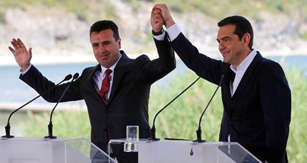 Έκαναν από τώρα τα βαφτίσια:  «Μακεδονία» και «Μακεδονικός Στρατός»