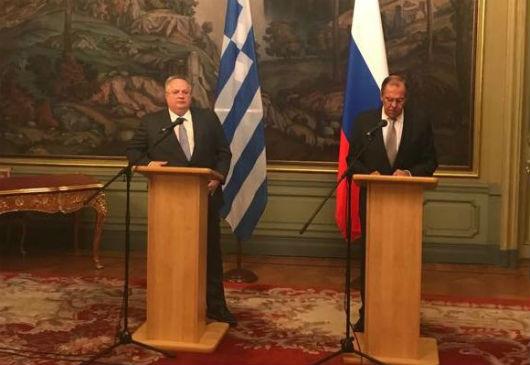 Π. Νεάρχου: Ανεύθυνη διατάραξη των Ελληνο-Ρωσικών σχέσεων