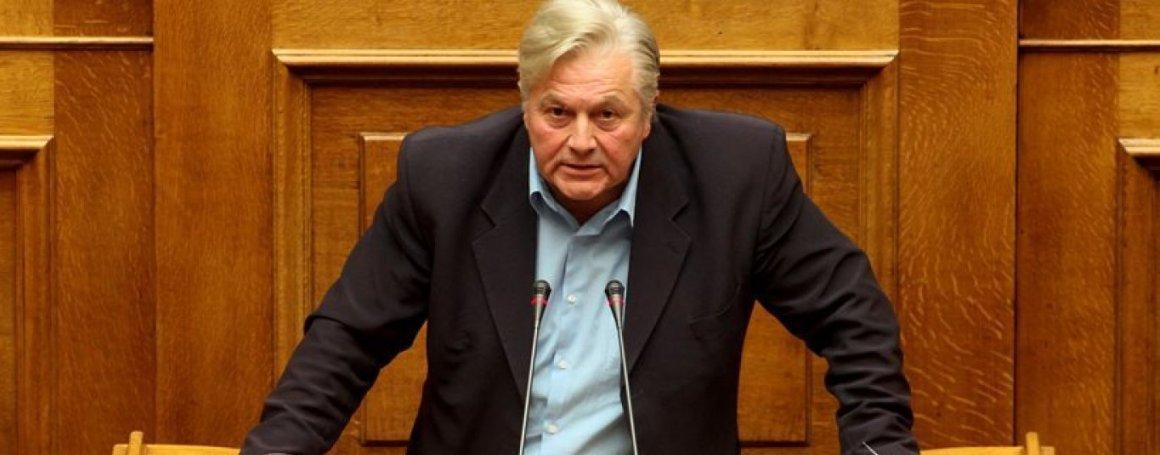 Ο Παπαχριστόπουλος δήλωσε θα ψηφίσει τη Συμφωνία