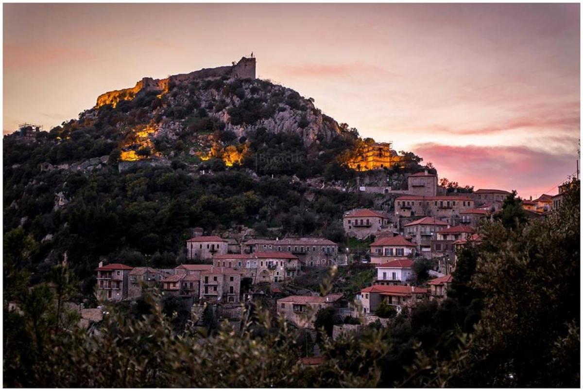 Καρύταινα: Από το κάστρο των Φράγκων στο ορμητήριο της Ελληνικής Επανάστασης