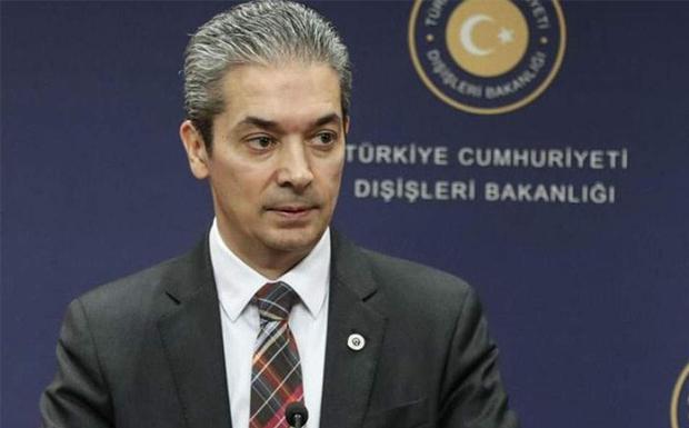 Εκπρόσωπος τουρκικού ΥΠΕΞ: Χώρα – καταφύγιο σε πραξικοπηματίες η Ελλάδα