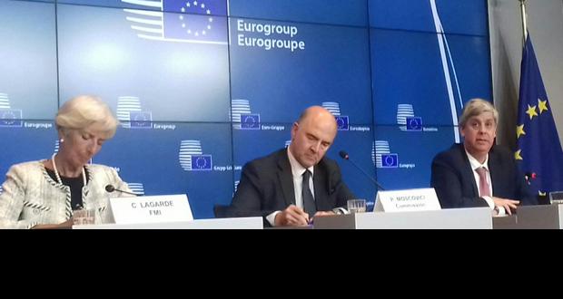 Έκλεισε η συμφωνία για το ελληνικό χρέος