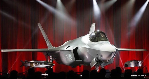 Είναι επίσημο: Εκτός προγράμματος για τα F-35 η Τουρκία