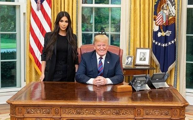 Συνάντηση Τραμπ με Κιμ έγινε στον Λευκό Οίκο