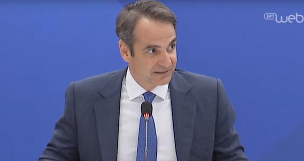 Μητσοτάκης: Προκλητικά τα πανηγύρια για το χρέος – Δεν θα κυρώσουμε τη συμφωνία των Πρεσπών