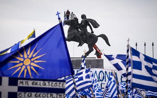 Η Συμφωνία των Πρεσπών: Αναξιόπιστοι μακεδονίζοντες