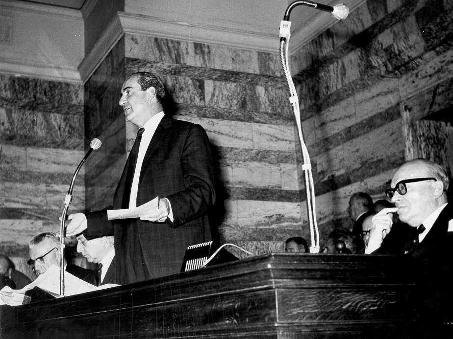 ΚΩΝΣΤΑΝΤΙΝΟΣ ΜΗΤΣΟΤΑΚΗΣ: Η ΙΣΤΟΡΙΑ ΜΕ ΤΑ ΔΙΚΑ ΤΟΥ ΛΟΓΙΑ ΑΠΟΨΕ ΤΟ Γ' ΜΕΡΟΣ 1964-66