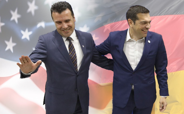 Ανοίγουμε «Κερκόπορτα» στα Σκόπια
