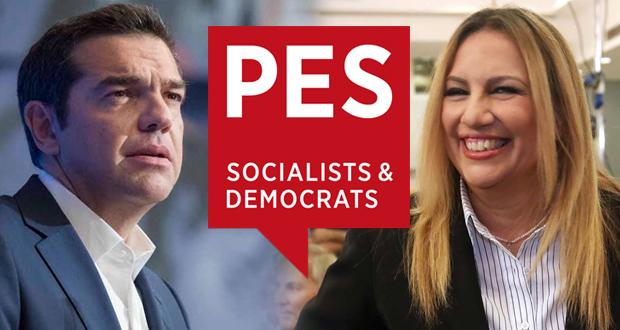Το PES υιοθέτησε το αίτημα Τσίπρα – Γεννηματά για περαιτέρω μέτρα και κυρώσεις στην Τουρκία