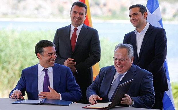 Οι ανοιχτές πληγές  της Συμφωνίας των Πρεσπών