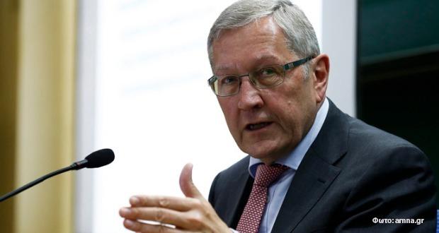 Κλ. Ρέγκλινγκ: Ελάφρυνση του χρέους για να γίνει η Ελλάδα ελκυστική στις επενδύσεις