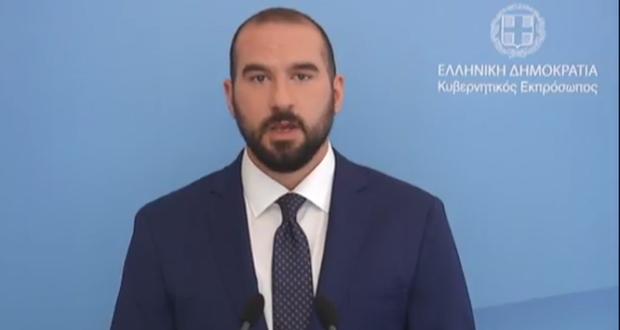 Δ. Τζανακόπουλος: Υπό συζήτηση, όταν έρθει η ώρα, η πρόταση Καμμένου για τους «180»