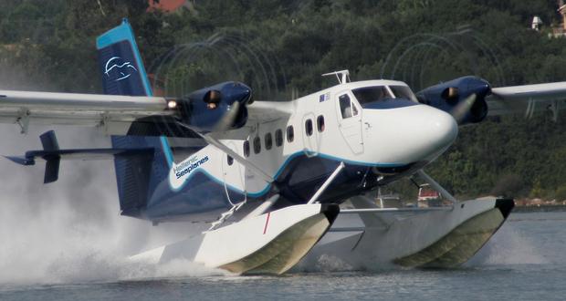Αισιόδοξα μηνύματα από την Κυβέρνηση για τα υδροπλάνα…, σε ετοιμότητα Hellenic Seaplanes και κινέζοι Επενδυτές