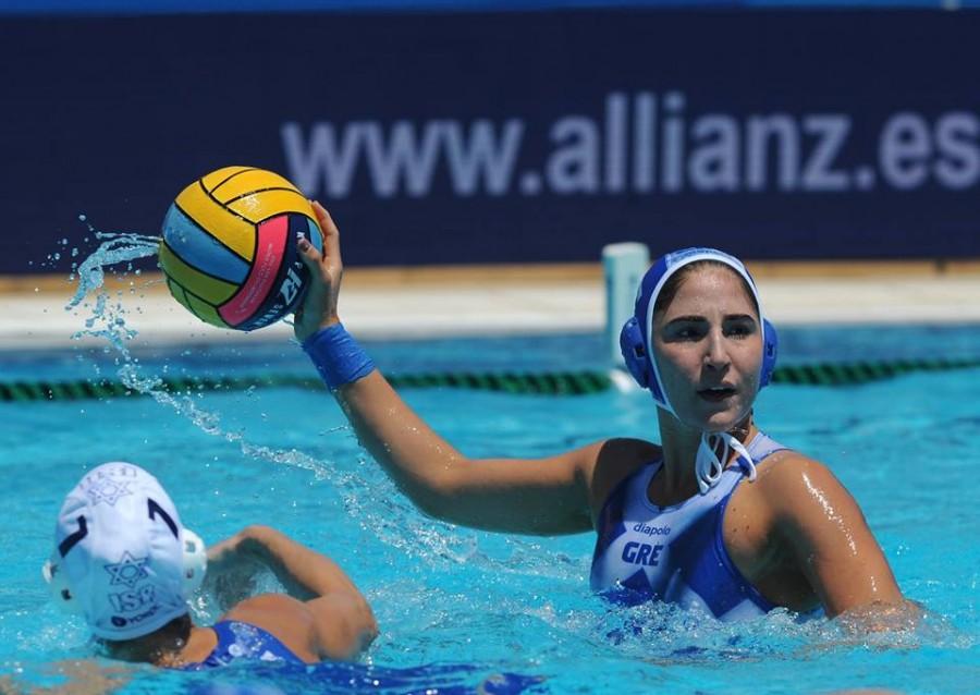 Τέταρτη νίκη για την Ελλάδα, 16-2 το Ισραήλ στη Βαρκελώνη