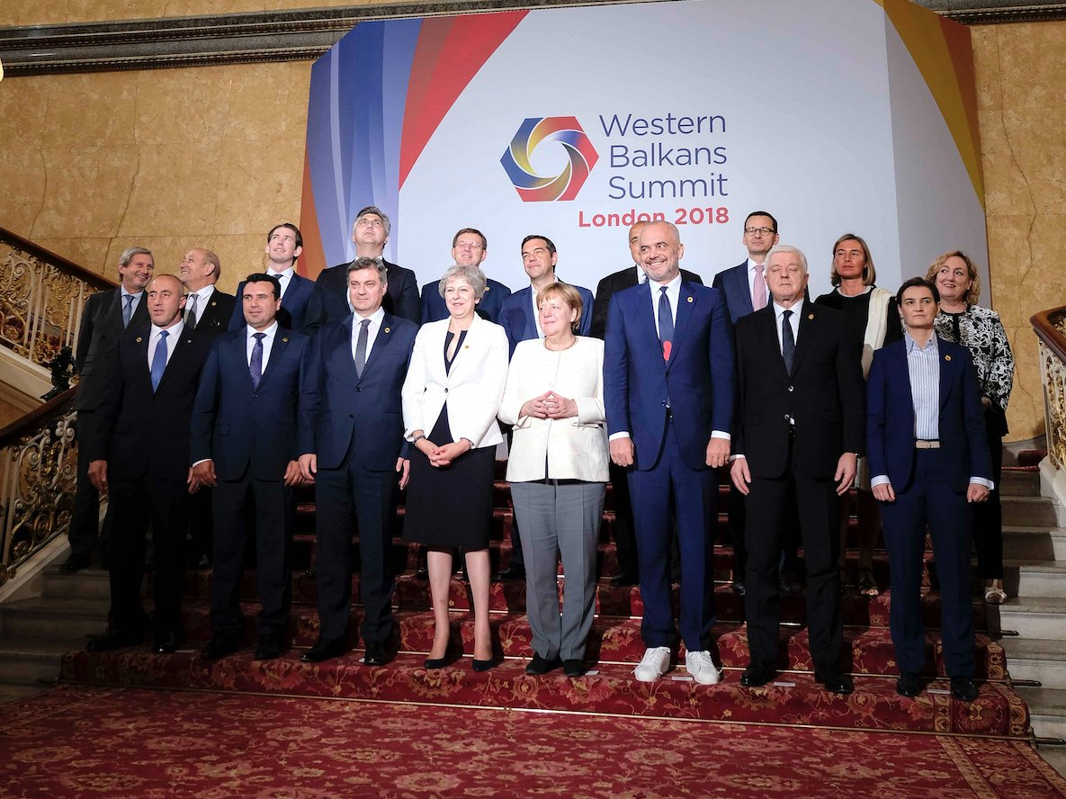 Δηλώσεις Αλ. Τσίπρα μετά τη Σύνοδο Κορυφής για τα Δυτικά Βαλκάνια