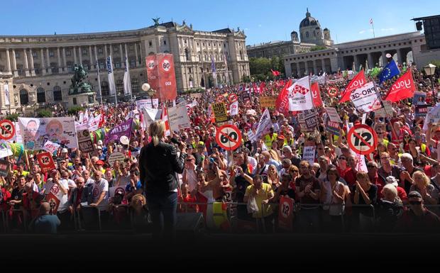 Αυστρία: Το δωδεκάωρο είναι γεγονός – Ψηφίστηκε και ισχύει από 1η Σεπτεμβρίου